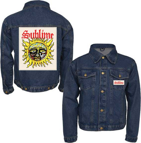 Sublime - Sun Denim Jacket