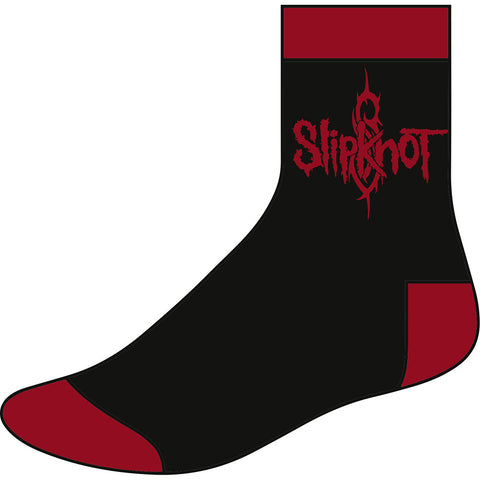 Slipknot - Logo Ankle - Socks (UK Import)