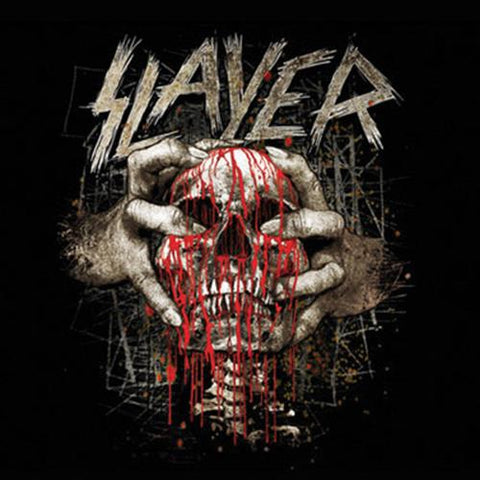 Slayer - Coaster - Skull Clench Corked Back-Corkboard (UK Import)