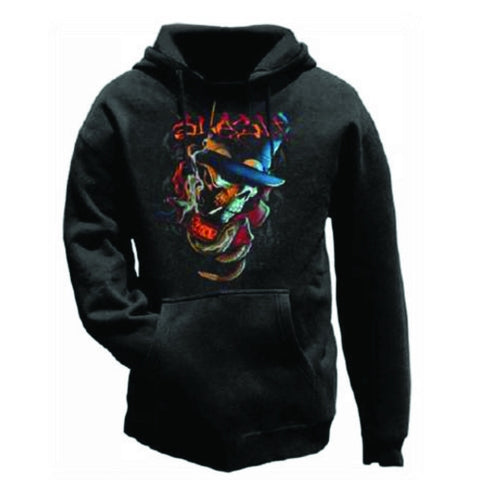 Guns N Roses - Slash - Smoker Pullover Hoodie (UK Import)