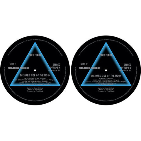 Pink Floyd - DJ Turntable Slipmat Set (UK Import)
