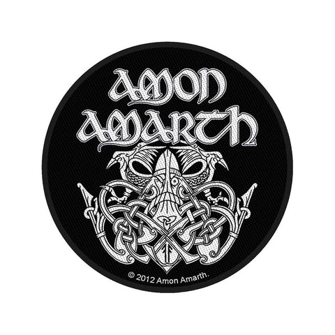Amon Amarth - Patch - Woven - UK Import - Odin - Collector's Patch