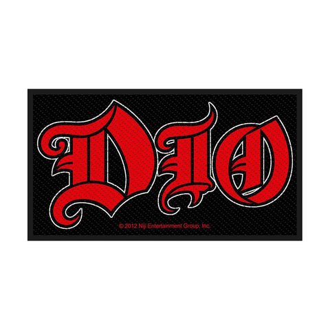 Dio - Logo Collector's Patch (UK Import)