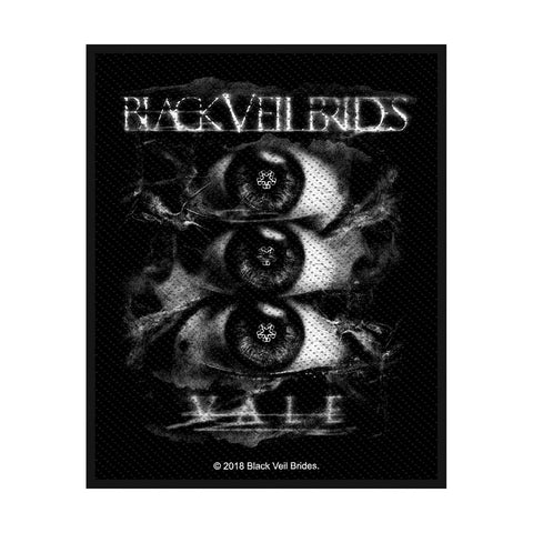 Black Veil Brides - Patch - Woven - Vale - UK Import - Collector's Patch