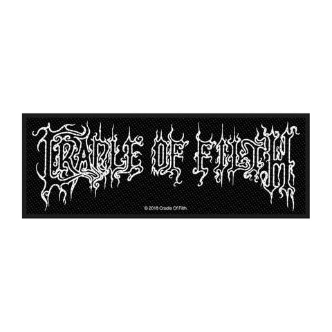 Cradle Of Filth - Logo Collector's Patch (UK Import)
