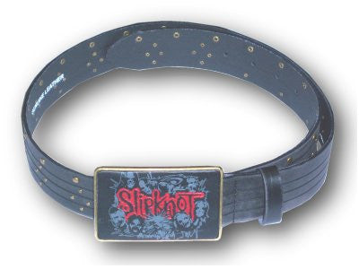Slipknot - Studded Leather Belt