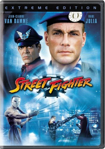 Street Fighter - (Sp. Ed., Remastered, WS) - 1994/2009 - DVD Or Blu-ray