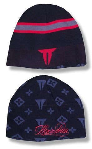 Throwdown - Reversible Beanie