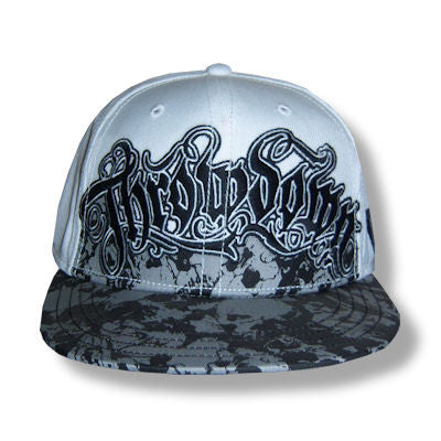 Throwdown - Graffiti Logo Cap