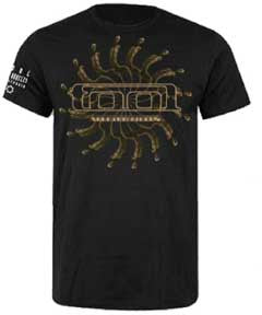 Tool - Spectre Spiral Vicarious T-Shirt
