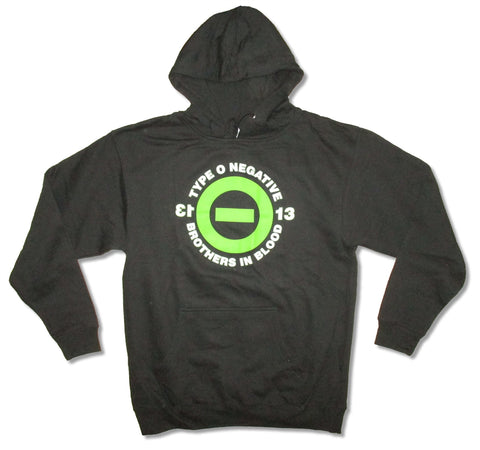 Type O Negative - Blood 13 Pull Over Hoodie