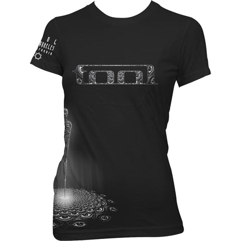 Tool - Spectre Logo Ladies Girly Tee (UK Import)