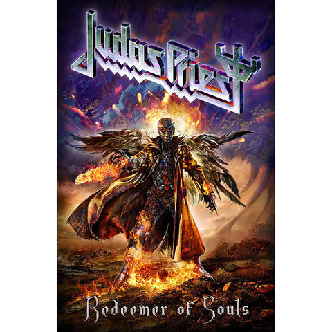 Judas Priest - Redeemer Of Souls - Textile Poster Flag (UK Import)