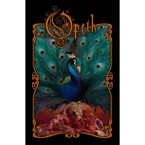 Opeth - Sorceress - Textile Poster Flag (UK Import)