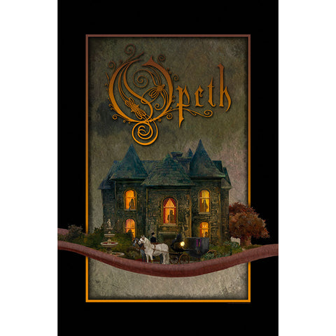 Opeth - In Caude Venenum - Textile Poster Flag (UK Import)