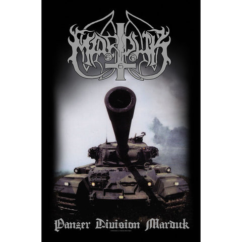 Marduk - Panzer Division 20th Anniversary - Textile Poster Flag (UK Import)