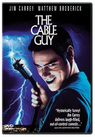 The Cable Guy - (Full Frame, Keep Case Packaging) - DVD