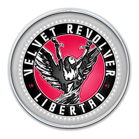 Velvet Revolver - Libertad Lapel Pin Badge (UK Import)