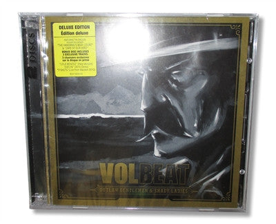 Volbeat - Outlaw CD Deluxe Edition With Bonus Disc