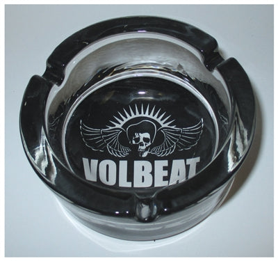 Volbeat - Logo Glass Ash Tray