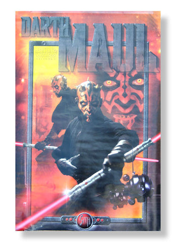 Star Wars - Darth Maul Rolled - Poster