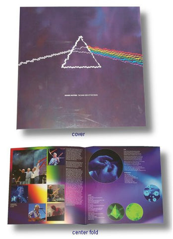Pink Floyd - Roger Waters Dark Side Tour Book
