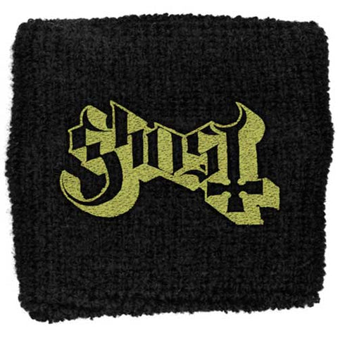 Ghost - Cloth Logo Sweatband (UK Import)