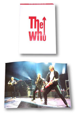 The Who - Tour Book