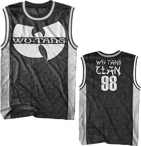 Wu-Tang Clan - Basketball Jersey