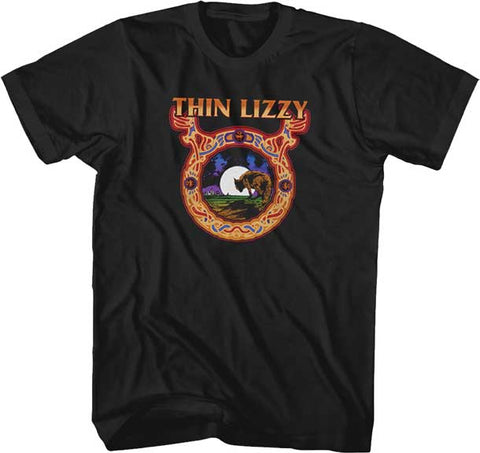 Thin Lizzy - Wolf Moon T-Shirt