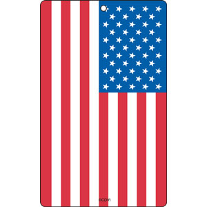 USA Flag - Air Freshener