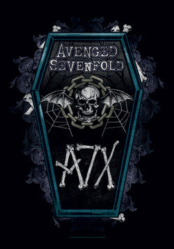 Avenged Sevenfold - Coffin Flag