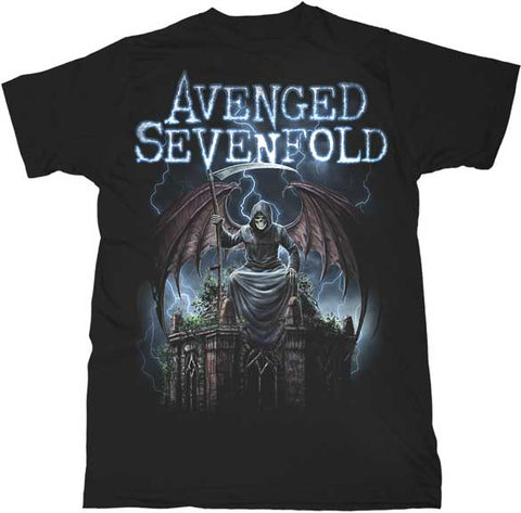 Avenged Sevenfold - Reaper On Gate Lightweight T-Shirt