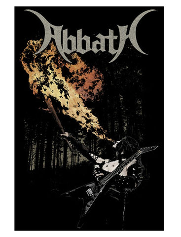 Abbath - Fire Breathing Flag