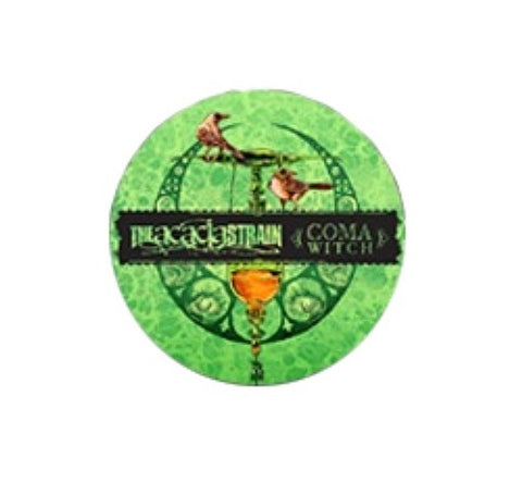 The Acacia Strain - Sticker - Coma Witch - 4 Inch