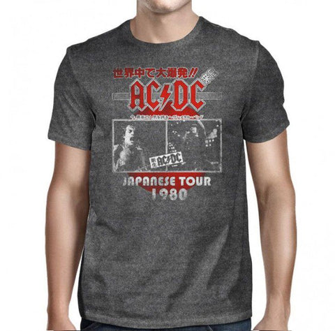 AC/DC - Japanese Tour T-Shirt