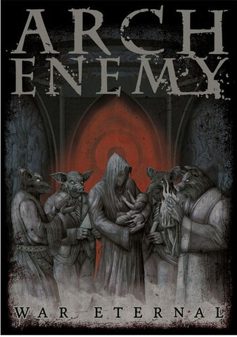 Arch Enemy - War Eternal Poster Flag