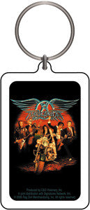 Aerosmith - Bike Band Keychain