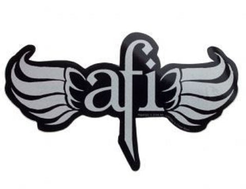 AFI - Sticker - Wings Logo - A Fire Inside