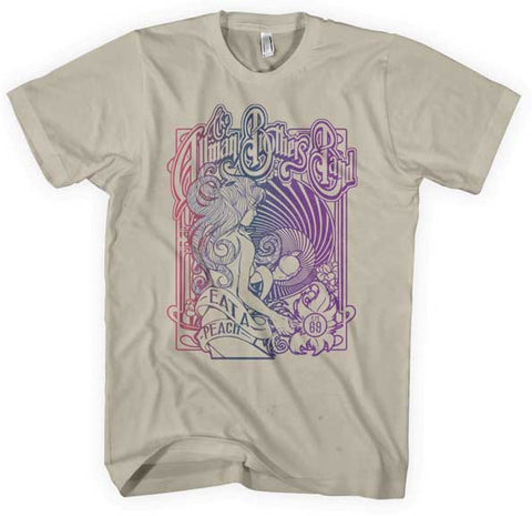 Allman Brothers Band - Eat A Peach Sand T-Shirt