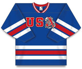 Amon Amarth - USA Hockey Jersey