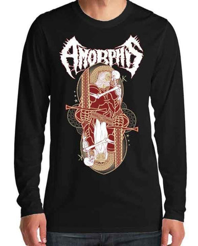 Amorphis - King Revel Longsleeve Shirt