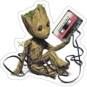 Guardians Of The Galaxy - Groot Cassette Air Freshener