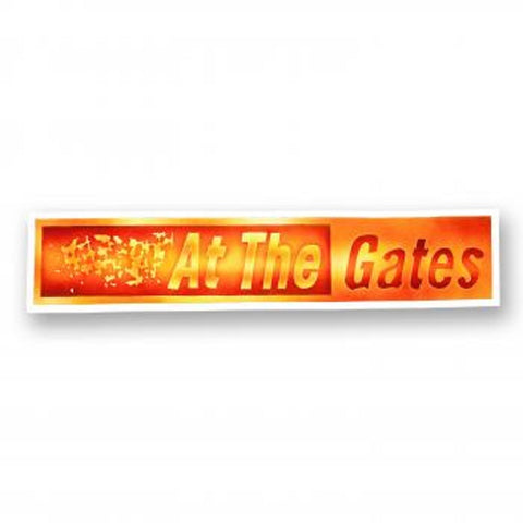 At The Gates - Slaughter Of The Soul Logo - Sticker