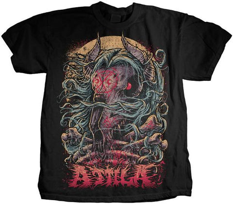 Attila - Goat Head T-Shirt
