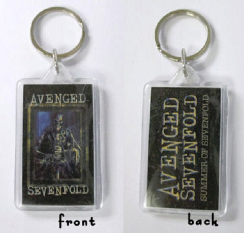 Avenged Sevenfold - Keychain - Double-Sided