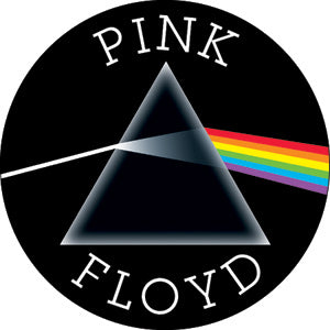 Pink Floyd - DSOM Pinback Button (Pack Of 2)