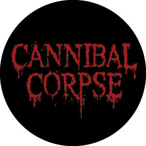 Cannibal Corpse - Pack Of 2 Buttons