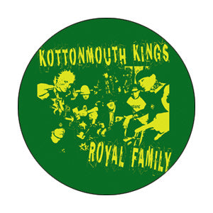Kottonmouth Kings - 2 Pack Of Pinback - Buttons
