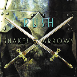 Rush - Armor And Sword Pinback Button (Pack Of 2)